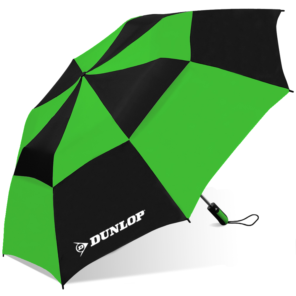 Dunlop Double Canopy Two-Person Umbrella