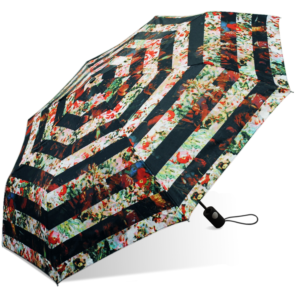 Nicole Miller Auto Super Mini Umbrella
