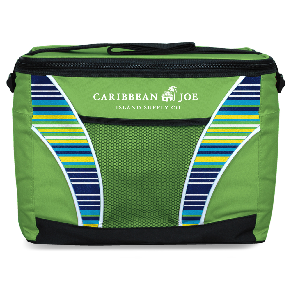 Caribbean Joe 6 Can Nesting Cooler Bag