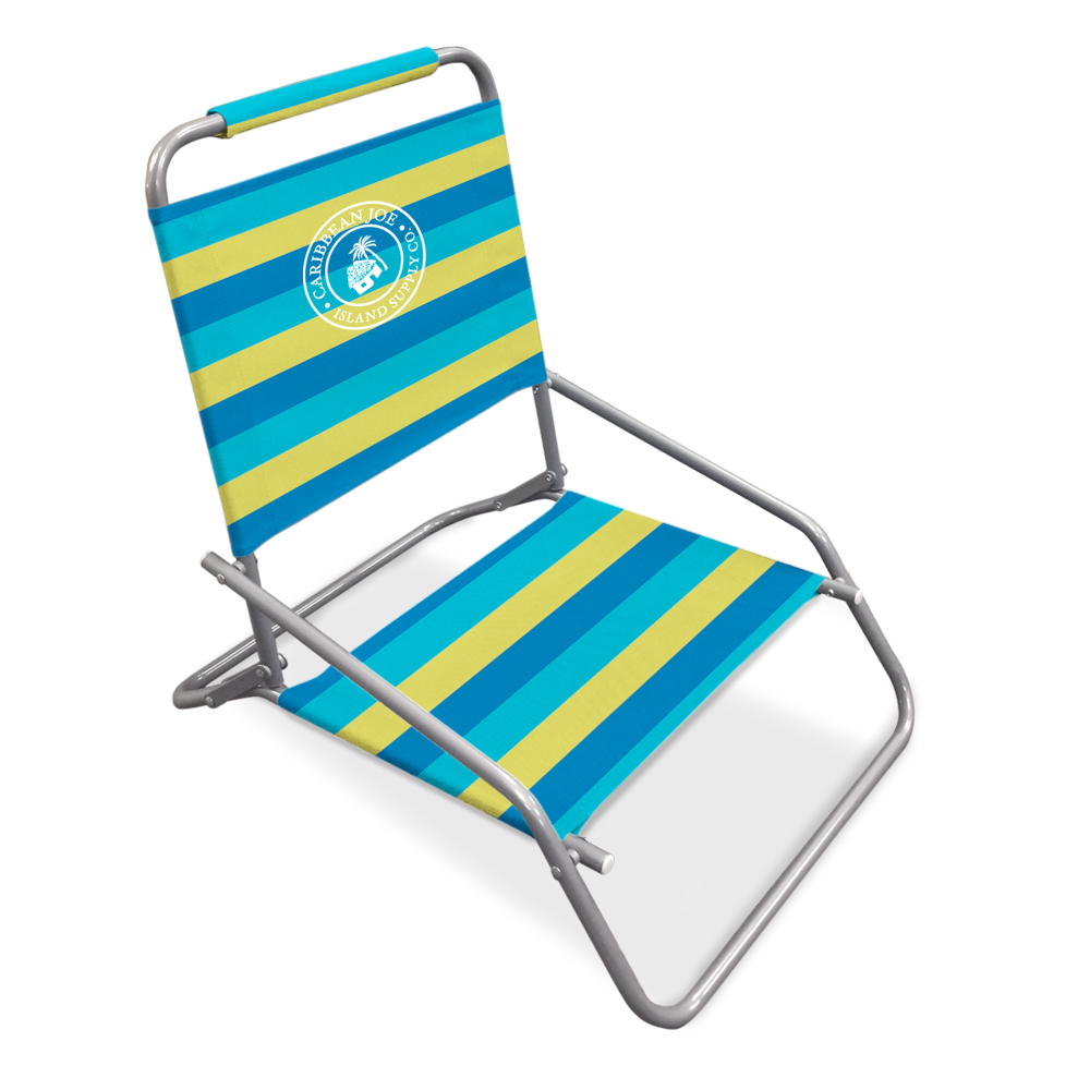 Caribbean Joe OPP Folding Beach Chair