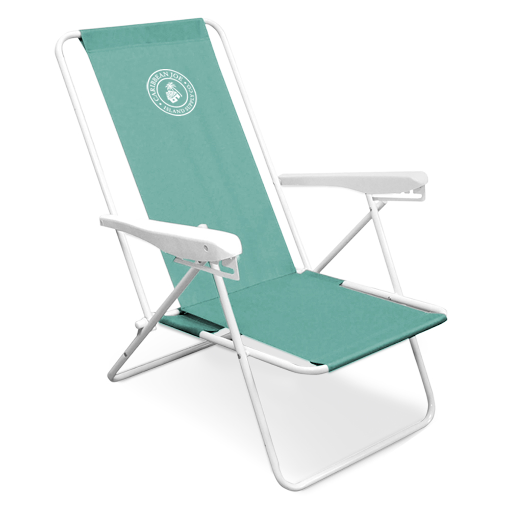 Caribbean Joe High Back Beach Chair