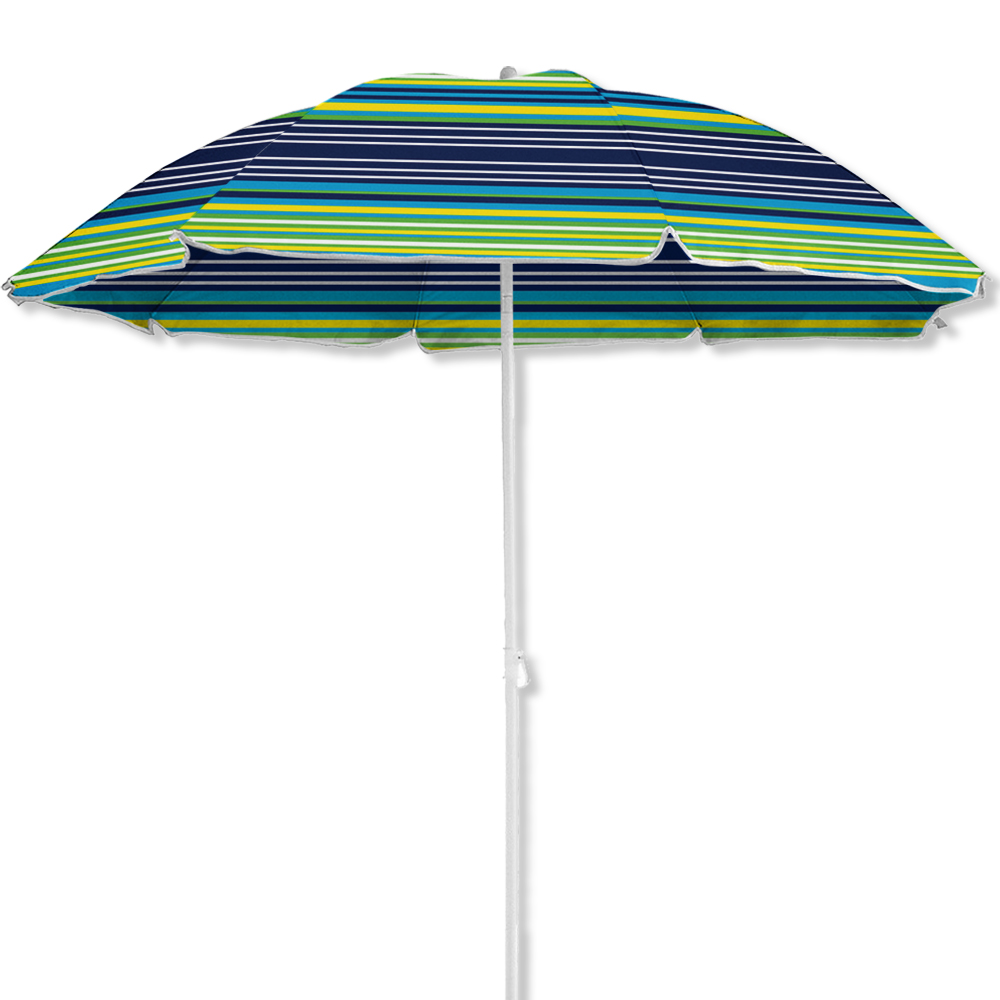 Caribbean Joe 6 Ft Beach Umbrella