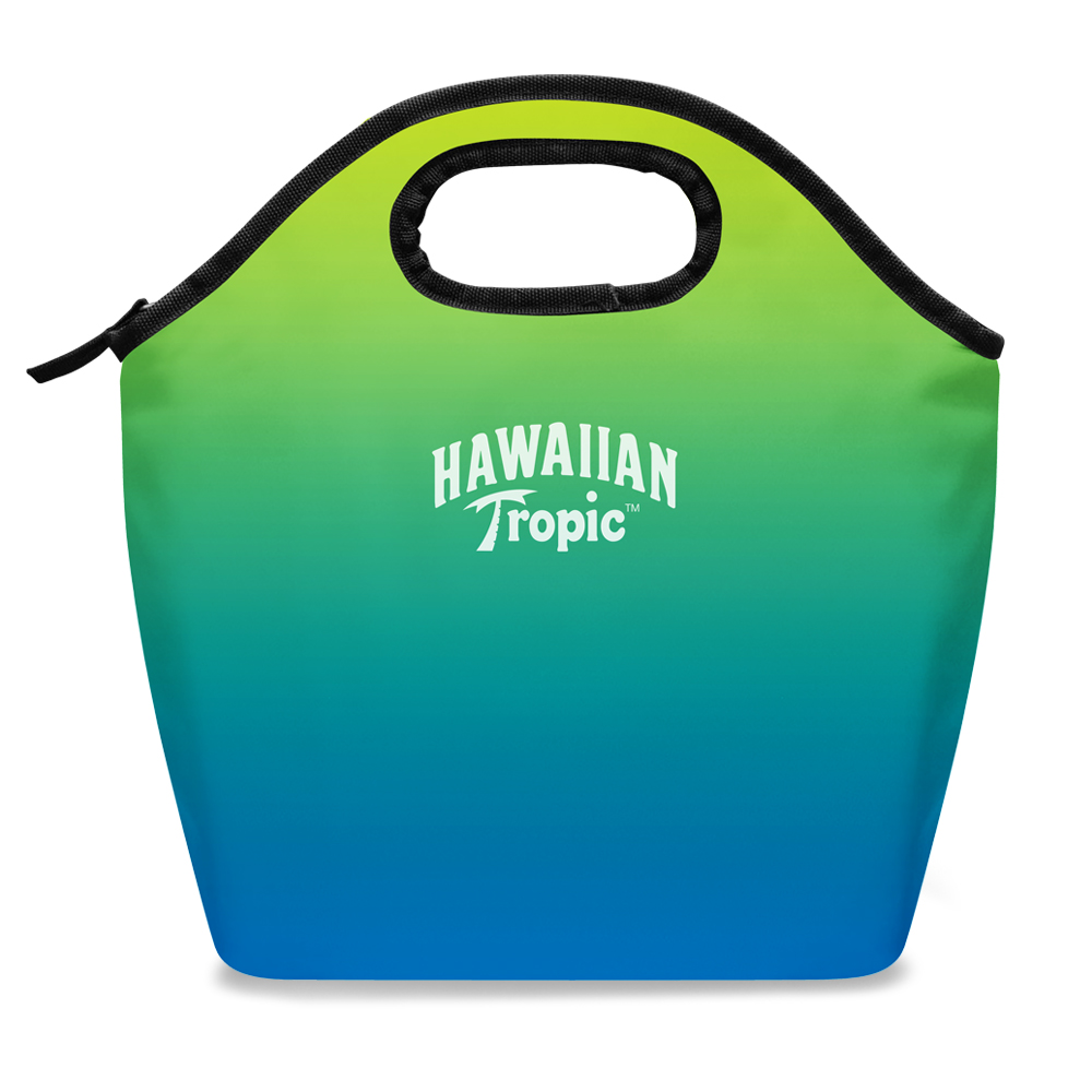 Hawaiian Tropic 6 Can Hand Held Cooler Bag