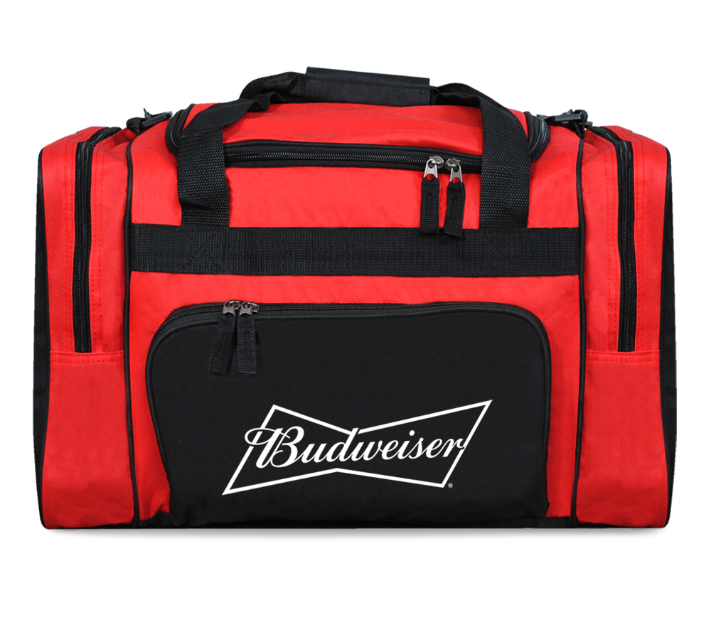 Anheuser Busch 40 Can Duffle Bag Cooler