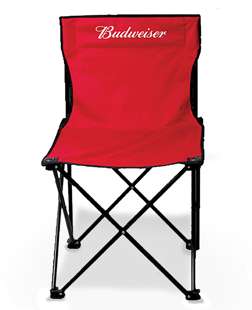 Anheuser Busch Folding Tailgate Chair