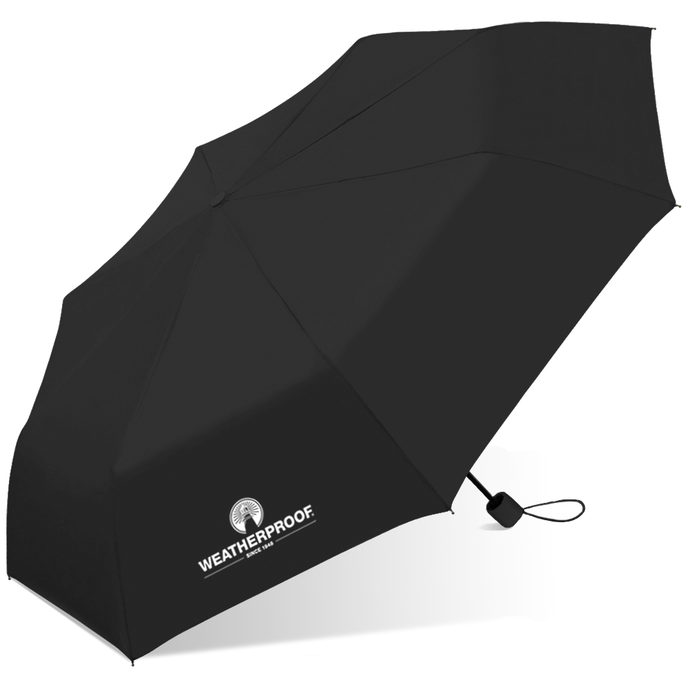 Weatherproof Manual Super Mini Umbrella